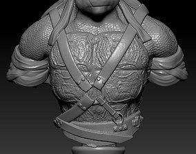3D printable model Teenage Mutant Ninja Turtles Raphael