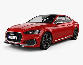 3D Audi RS5 Coupe 2017