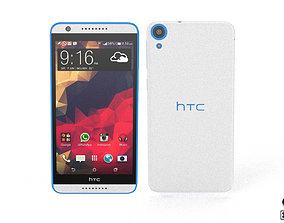 HTC Desire 820 - Element 3D
