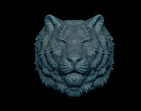 3D printable model Tiger ring custom