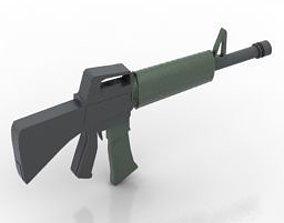 3D model M16a1