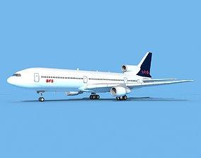3D Lockheed L-1011 TriStar BFS