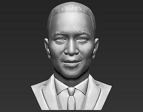 John Legend bust 3D printing ready stl obj formats