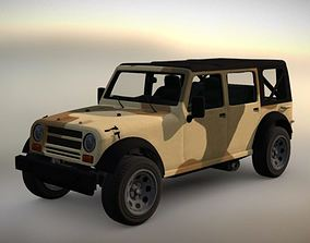 3D print model Crusader GTA V