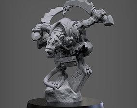 3D printable model Skech Nightstalker