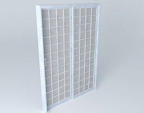 3D portaedson window