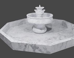 The Fountain 3D model