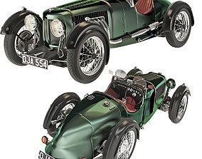Aston Martin Ulster 3D