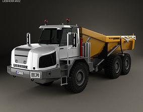 Liebherr TA 230 Litronic Dump Truck 2010 3D