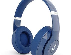 3D Headphones Beats Studio