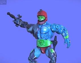80s MOTU TRAPJAW FIGURE - 3D SCAN