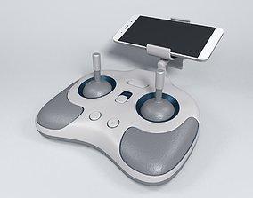 Joystick - Controller 3D asset