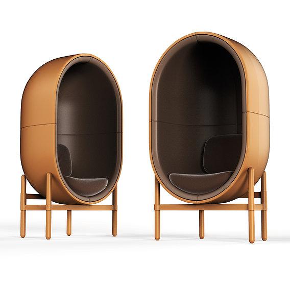 Capsule Chair