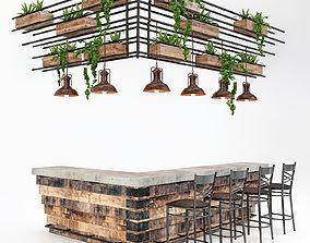 Loft Bar Collection 2 3D