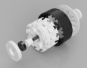 Power Generator 3D print model