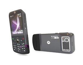 3D Motorola MotoZine ZN5