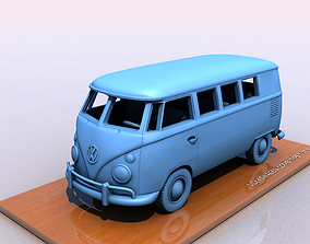 3D print model VOLKSWAGEN TYPE 1 COMBI 1951
