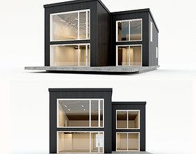 Villa house 10 3D asset