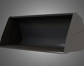 Universal Shovel - Spare Part for JCB Skid Steer 3D