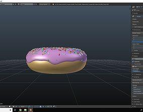 Doughnut 3D model