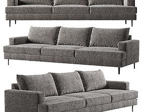 Bozule Kaza do sofa 3D model
