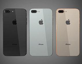 Iphone 8 Plus 3D