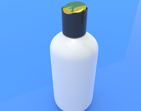 other Shampoo Bottle 3D