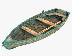 3D Boat 01 d