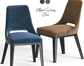 3D model Aspen Side Chair Thecontractchair