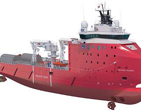 3D Multi Role Vessel Skandi Hugen
