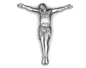 st Jesus 3D model