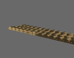 rolex 3D model Rolex Bracelet