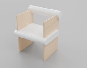 Paradise Chair 3D