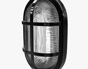 3D model Bulkhead Light