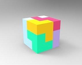 Soma Block Puzzle 3D printable model