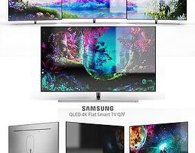 Samsung QLED 4K Flat Smart TV Q7F 3D