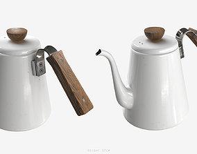 3D model Tea Coffee Drip Kettle - 001