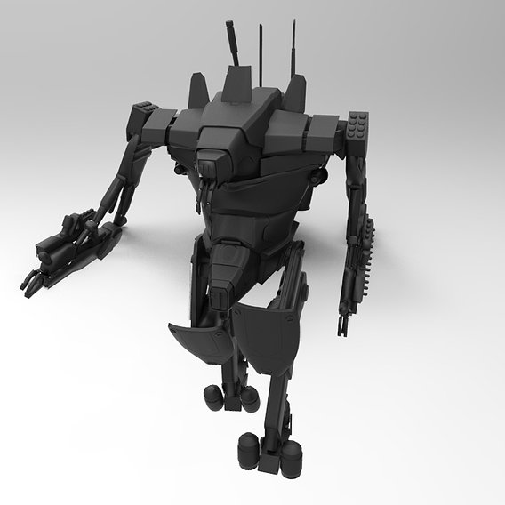 District 9 Mech