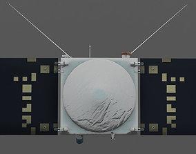 Mars Maven 3D asset