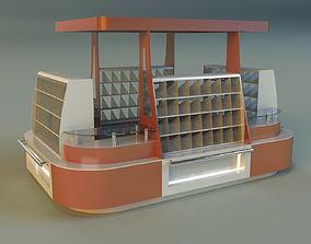 Trade pavilion 3 3D