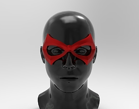 batman Robin mask 3D printable model