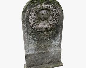 Tombstone 13 3D asset