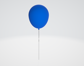 3D model Balloon Pack