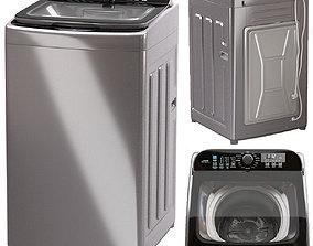 Washing machine Indurama LRI-19BLA Blanca 19KG 3D model