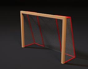 3D Football goal
