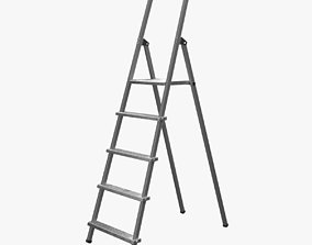3D model Step Ladder 2