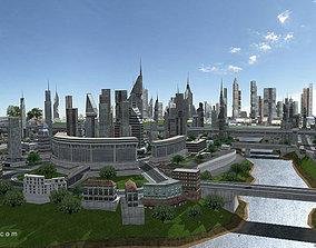 realtime 3DRT - Megacity Construction Kit