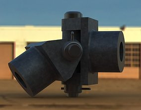 france-joint Universal Joint 3D model