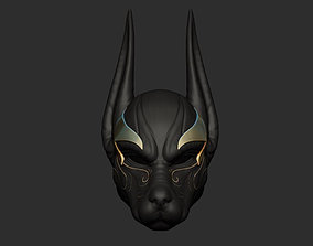 Anubis Helmet For Cosplay 3D print model