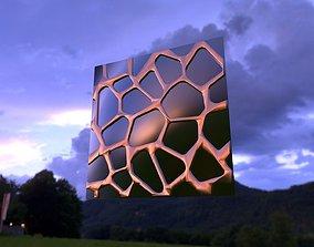 3D Decorative Wallpanel - 2